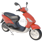 motor scooter