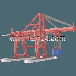 harbor gantry crane
