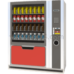 snack food vending machine
