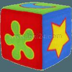 plush block