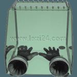 laminar flow unit