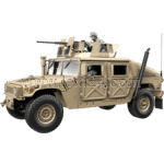 high mobility multipurpose wheeled vehicle (humvee)