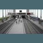 passenger station