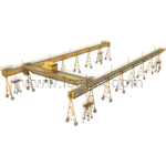 single-girder overhead crane