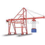 harbor gantry crane