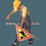 Straßenbauarbeiter<sup>M</sup>
